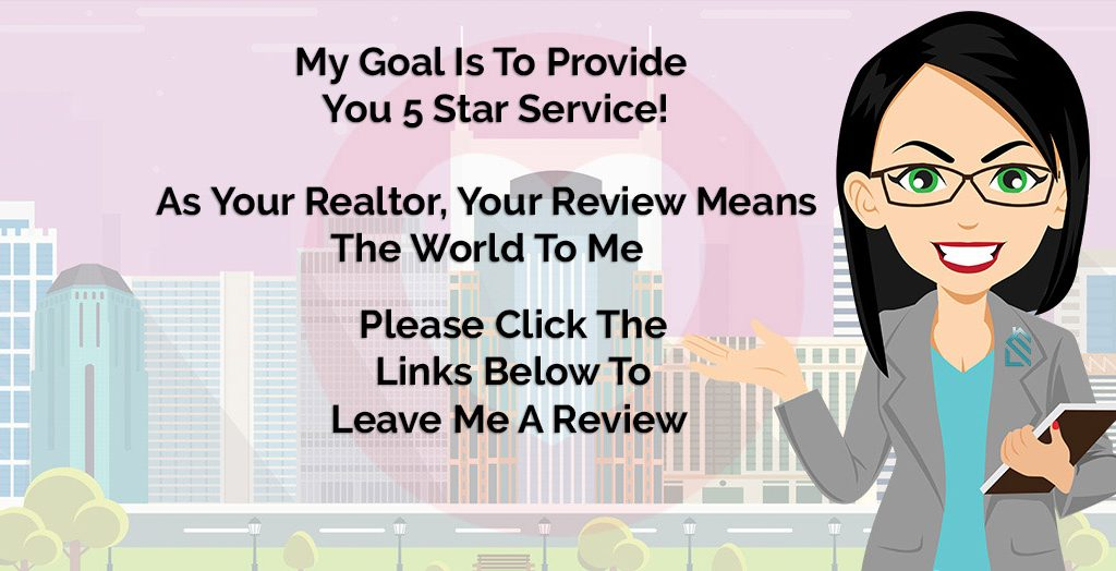 Spring Hill Tn Realtor Review Banner