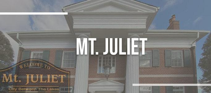 Mt Juliet real estate agencies homes for sale